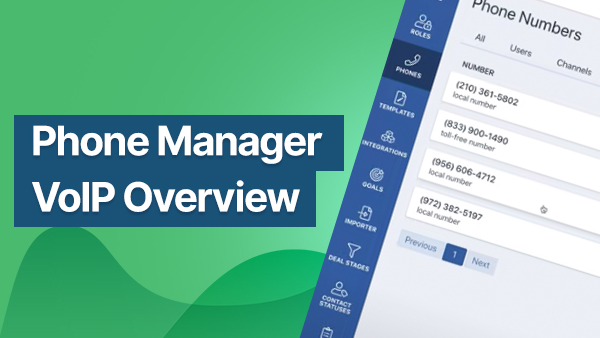 Phone Manager