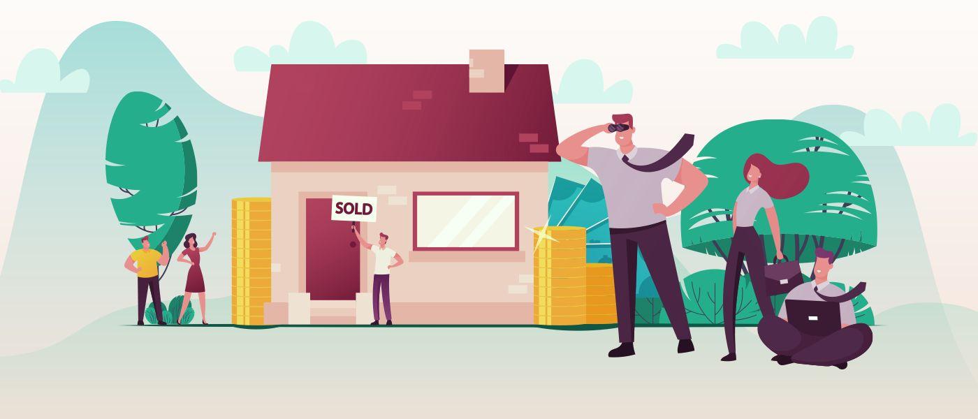 Real estate team CRM