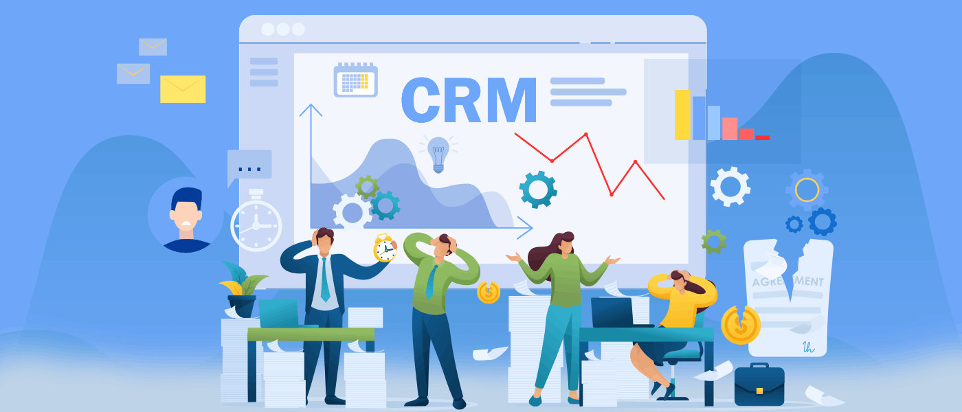 Why CRM Projects Fail?