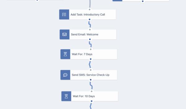 New Customer Workflow