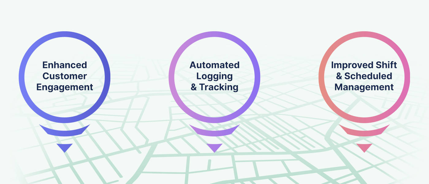 CRM geolocation benefits